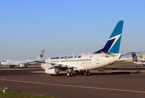 Canadian carrier Westjet is planning budget translatlantic flights