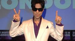 Prince has asked for a cameo on New Girl.