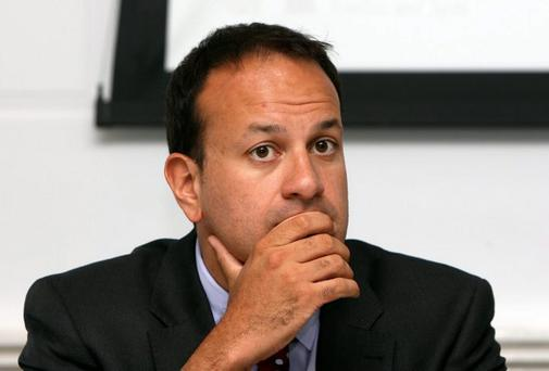 Leo Varadkar: has praised penalty points and the new Road Traffic Bill. Pic Tom Burke