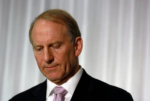 Former U.S. diplomat Richard Haass