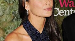 Actress Demi Moore has been spotted with a mystery man in Mexico (Photo by Jeffrey Mayer/WireImage)
