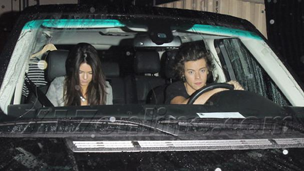Kendall Jenner and Harry Styles are believed to be dating for over a month