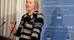 High ranking EU official Catherine Day