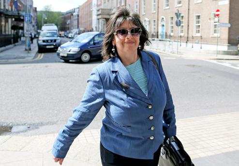 Revenue Commissioners chair Josephine Feehily