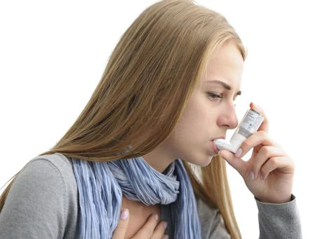 Some teens are too embarrassed to use their asthma inhalers