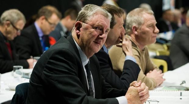 Football Review Committee (FRC) Chairman Eugene McGee says he can't forsee any one team getting 'five or six black cards' this weekend