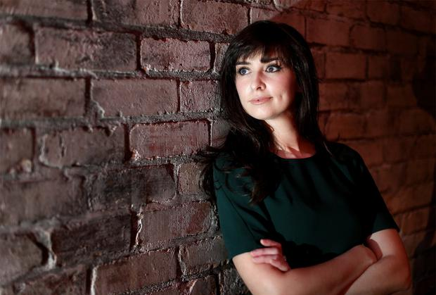 Aoibhinn Ní Shúilleabháin: 'I don't want to be defined by my relationship'