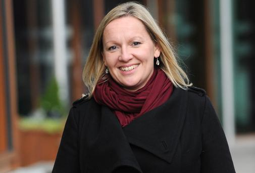 Lucinda Creighton. Photo Ray Ryan
