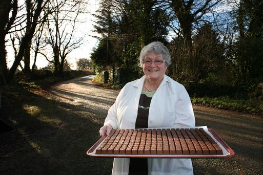 Roscommon Chocolates: Karen Gordon in Fourmilehouse, Roscommon. Photo Brian Farrell