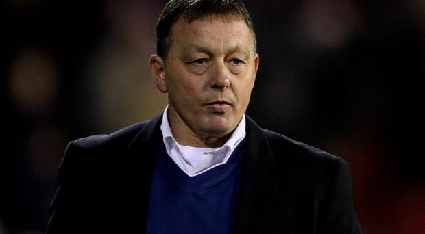 Forest under Billy Davies have been called 'the Midlands version of North Korea'