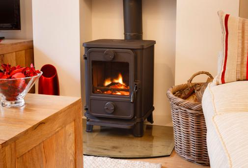 Nothing beats a solid fuel stove