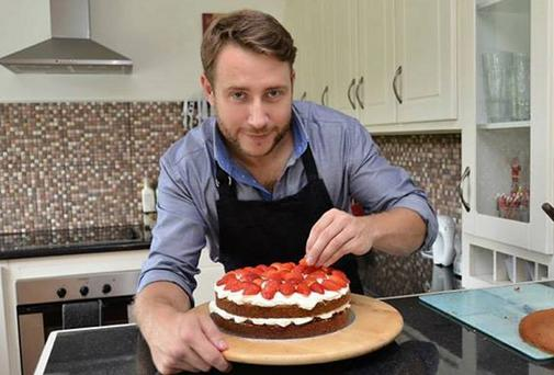 Paul Callaghan, former plasterer who penned a cookery book