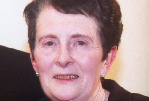 The late Maura Porter who was tragically killed in Carndonagh