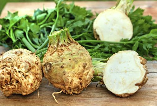 Celeriac. Photo: Thinkstock