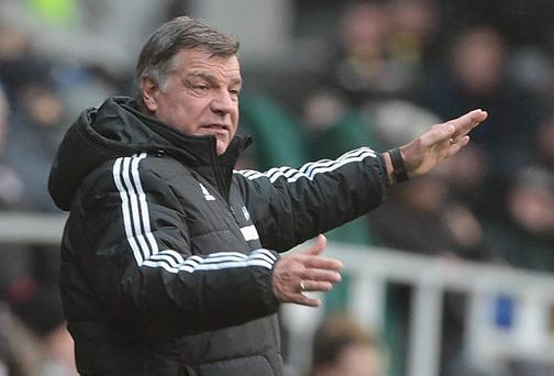 Allardyce: Under fire