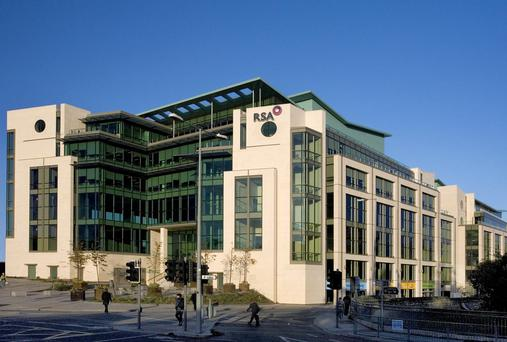 RSA's headquarters in Dundrum, Dublin. Picture: JOHN REID