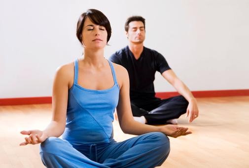 Meditation for half an hour can stave off anxiety