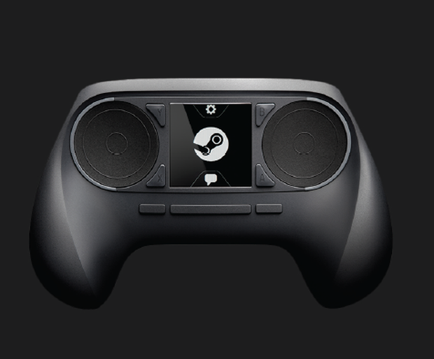 The Innovative Steam Controller