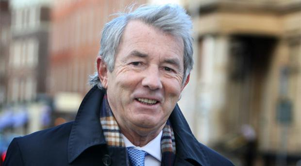 Former Minister Michael Lowry