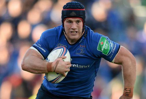 Leinster's Sean O'Brien