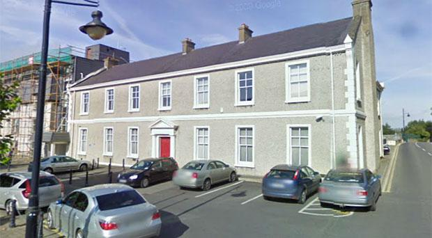 The Donegal County Council offices in Lifford. Photo: Google Streetview.
