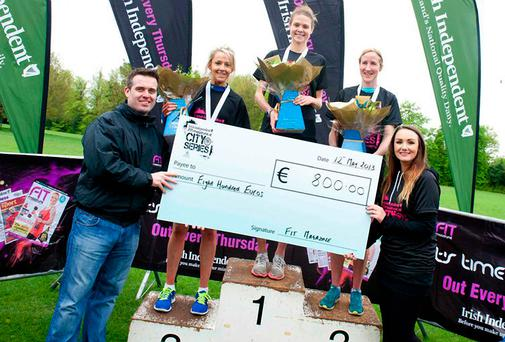 'FIT MAGAZINE' CITY SERIES: The City Series returns with a 10k and 5k option. New cheaper prices and the same great route in the Phoenix Park, Dublin, on Sunday, March 9.