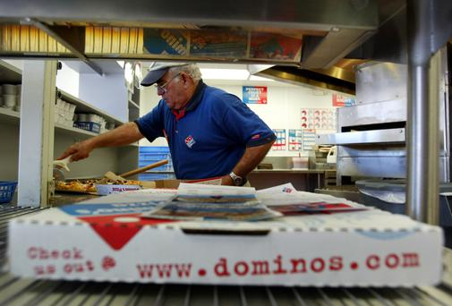 Domino's late-night opening was key driver of the boost