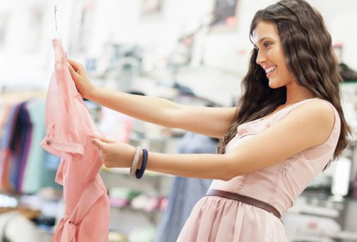Fashion has helped to bring up retail sales