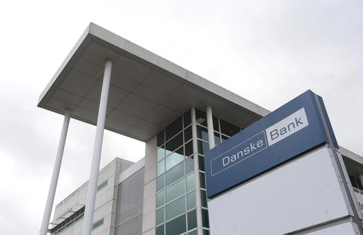 Danske Bank Head Office in Tallaght. Picture credit; Damien Eagers / Irish Independent 31/10/2013