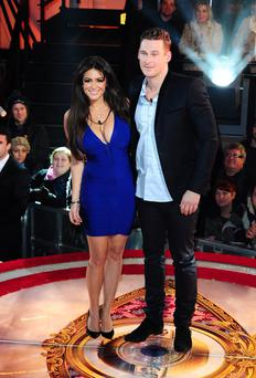 Casey Batchelor and Lee Ryan are evicted from the Celebrity Big Brother House at Elstree Studios in Borehamwood to a house called the bolt hole, before reentering the house on Friday