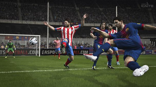 FIFA 14 for XOne and PS4