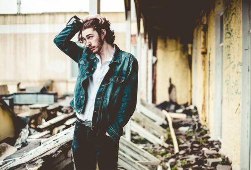 Husky-voiced hero: Hozier