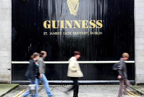 Guinness has had to defend its Arthur's Day campaign
