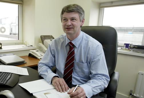 Shaun Quinn, chief executive of Failte Ireland