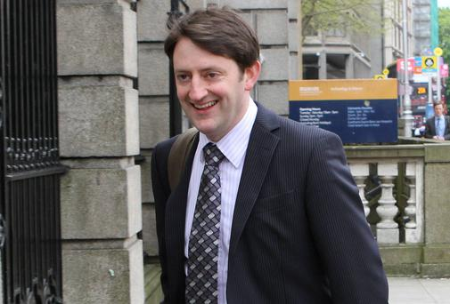 Dr Matt Sadlier: wants some clarifications on the new law