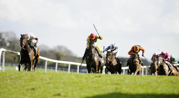 Jim Draper is plotting an ambitious assault on the Grand National with Goonyella