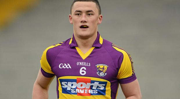 Wexford's Lee Chin