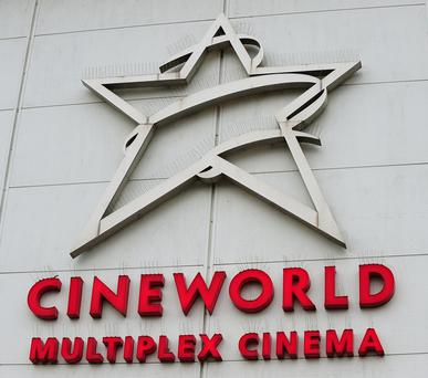File photo dated 6/12/2012 of Cineworld Cinemas in Burton On Trent, Staffordshire. Multiplex chain Cineworld is to acquire one of Europe's largest cinema operators in a deal that will boost its estate to nearly 2,000 screens. PRESS ASSOCIATION Photo. Issue date: Friday January 10, 2014. The proposed tie-up with Cinema City will give it leading positions in Poland, Israel, Hungary, Romania, the Czech Republic, Bulgaria and Slovakia. The cash and shares deal, which is due to complete in March, values Cinema City at around £500 million. See PA story CITY Cineworld. Photo credit should read: Rui Vieira/PA Wire