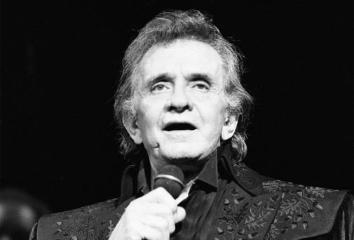 Johnny Cash admitted to the bleakness of his romance with drugs