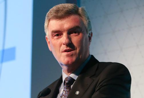 John Tierney, Managing Director of Irish Water. Photo: Maxwells