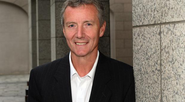 Tullow Oil is headed by founder Aidan Heavey. Photo: Mark Condren