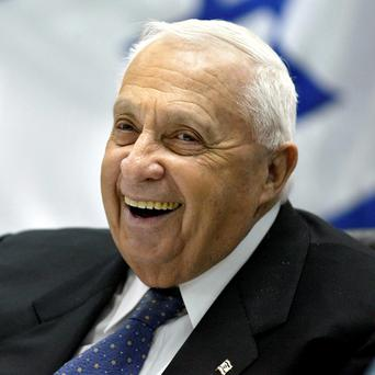 Israel's Prime Minister Ariel Sharon. Photo: Ariel Sharon