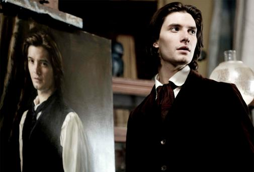 ETERNAL YOUTH: Ben Barnes starred in the 2009 film of the classic story 'Dorian Gray'
