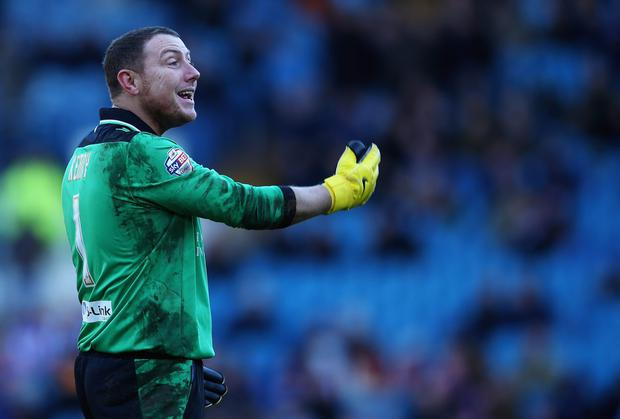 Ex-Leeds United 'keeper Paddy Kenny
