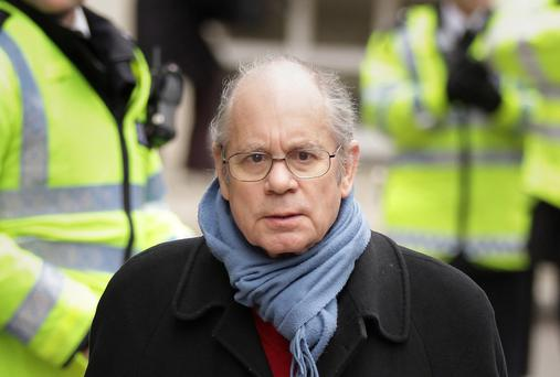 Guardian and Observer Journalist Simon Hoggart who died aged 67 from pancreatic cancer.