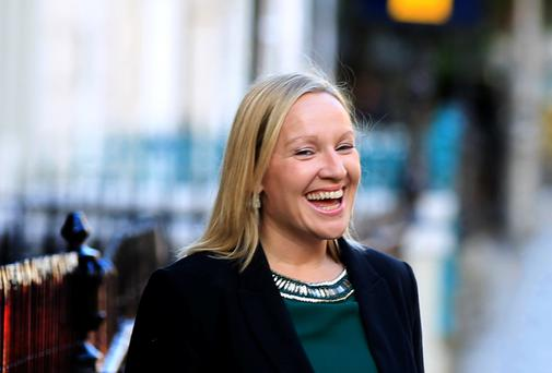 Lucinda Creighton is the leading light of the Reform Alliance. Photo: David Conachy