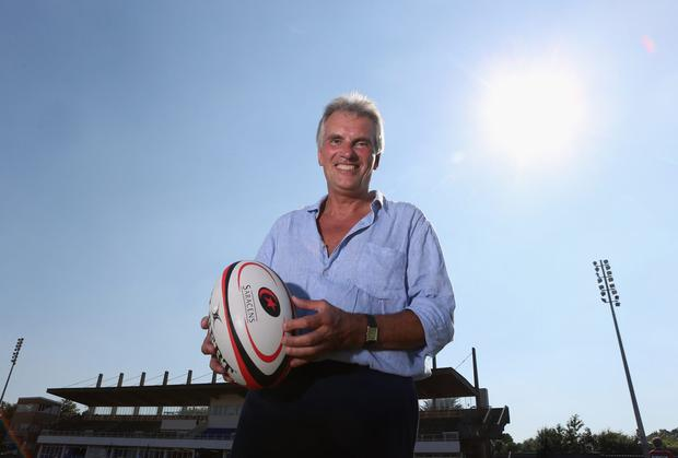 Nigel Wray, the owner of Saracens