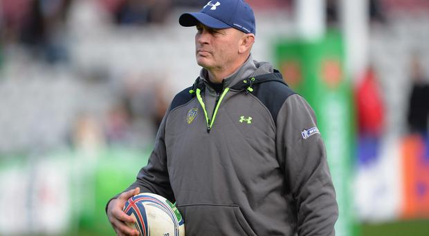 Clermont Head Coach Vern Cotter