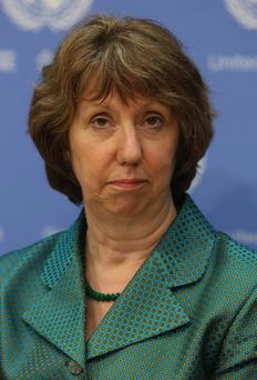 Catherine Ashton, European Union High Representative for Foreign Affairs