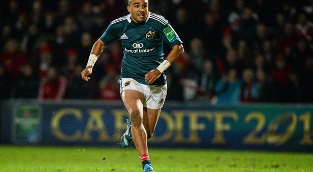 Simon Zebo return was a further boost for Rob Penney
